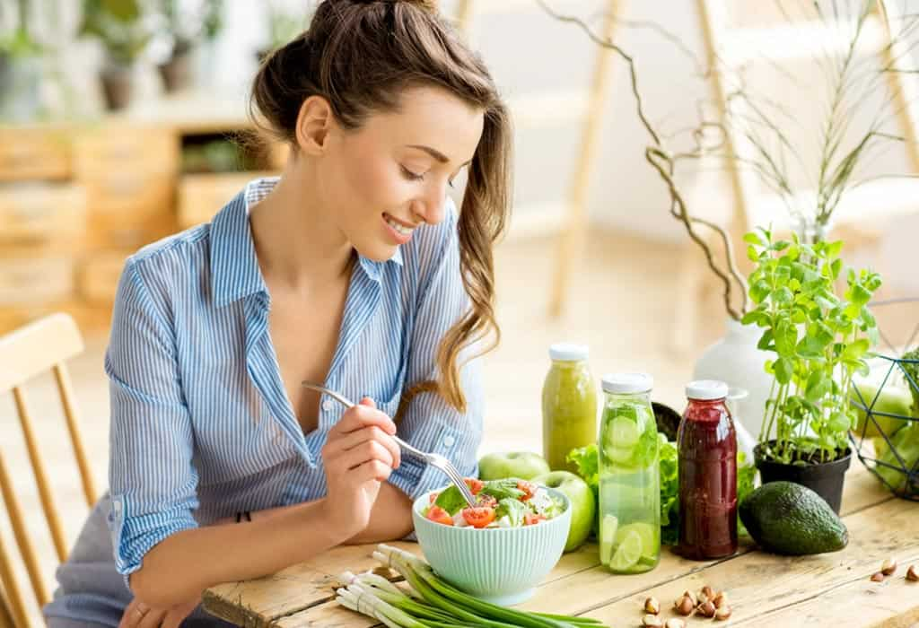 Foods to eat when pregnant