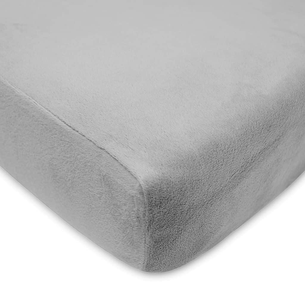 American Baby Company Chenille Fitted Crib Sheet