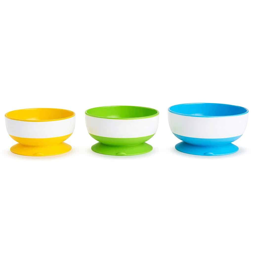 Best Affordable Baby Bowl Munchkin Stay Put Suction Bowl
