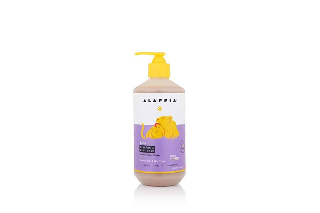 Best All Natural Product Alaffia Baby Bubble Bath