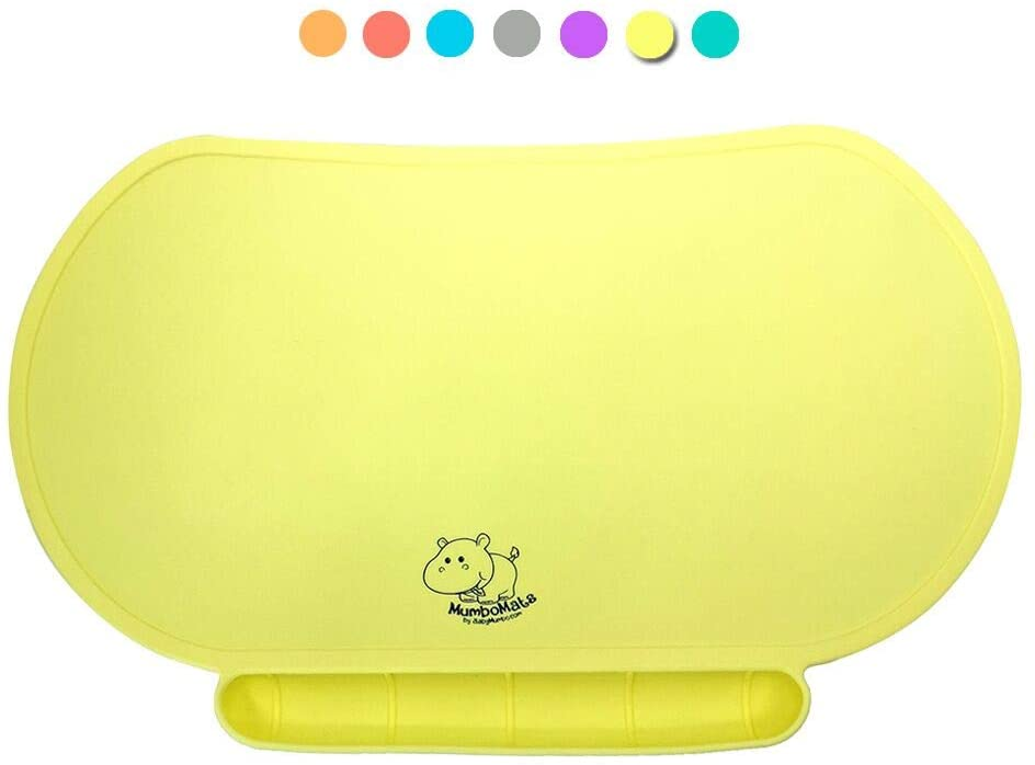 Best Baby Placemat Baby Mumbo Food Catching Placemat