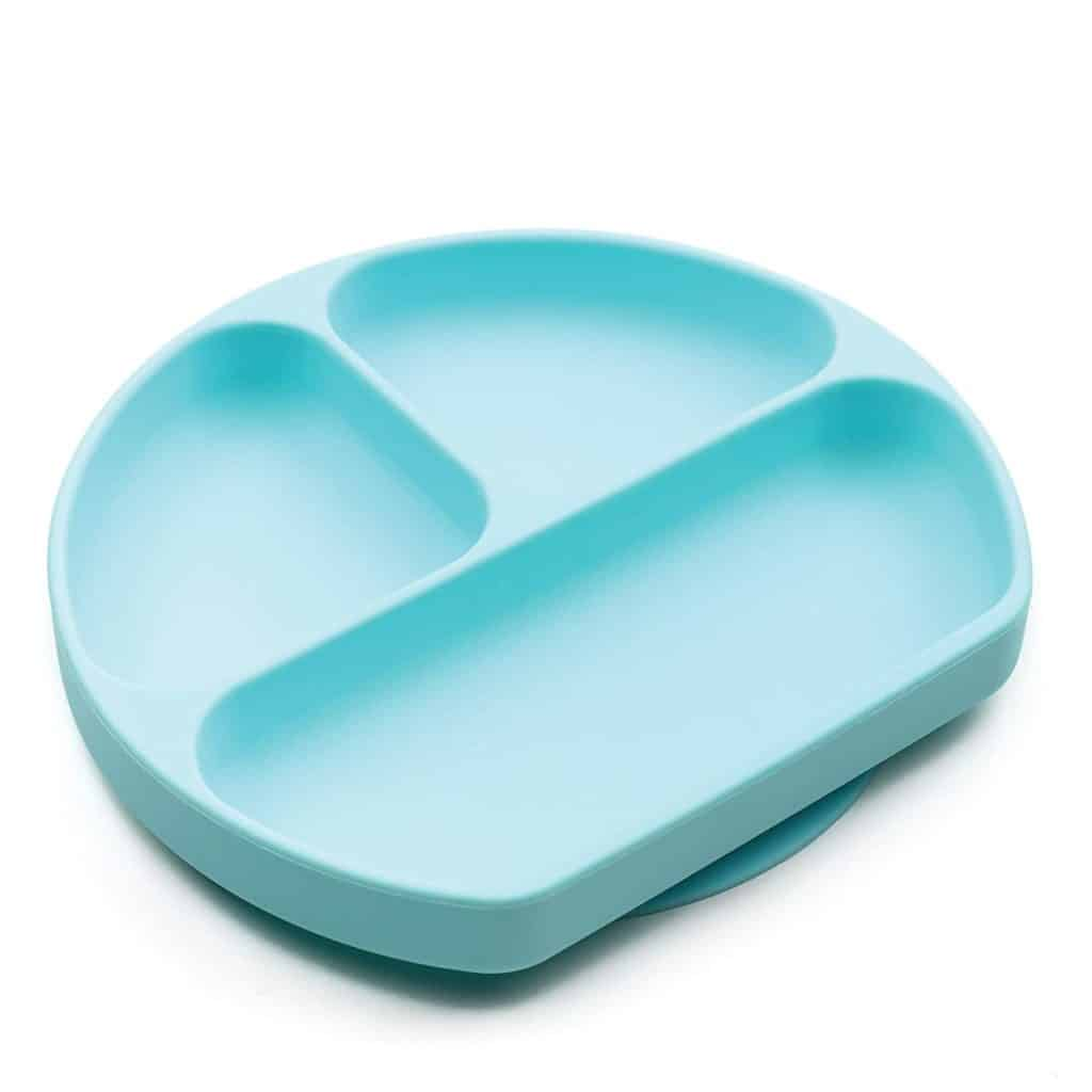Best Baby Suction Plate Bumkins Silicone Grip Dish