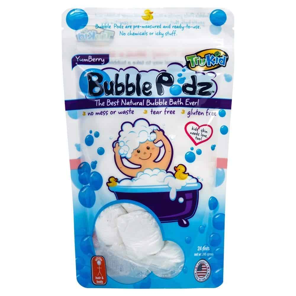 Best No-Mess No-Fuss TruKid Bubble Podz