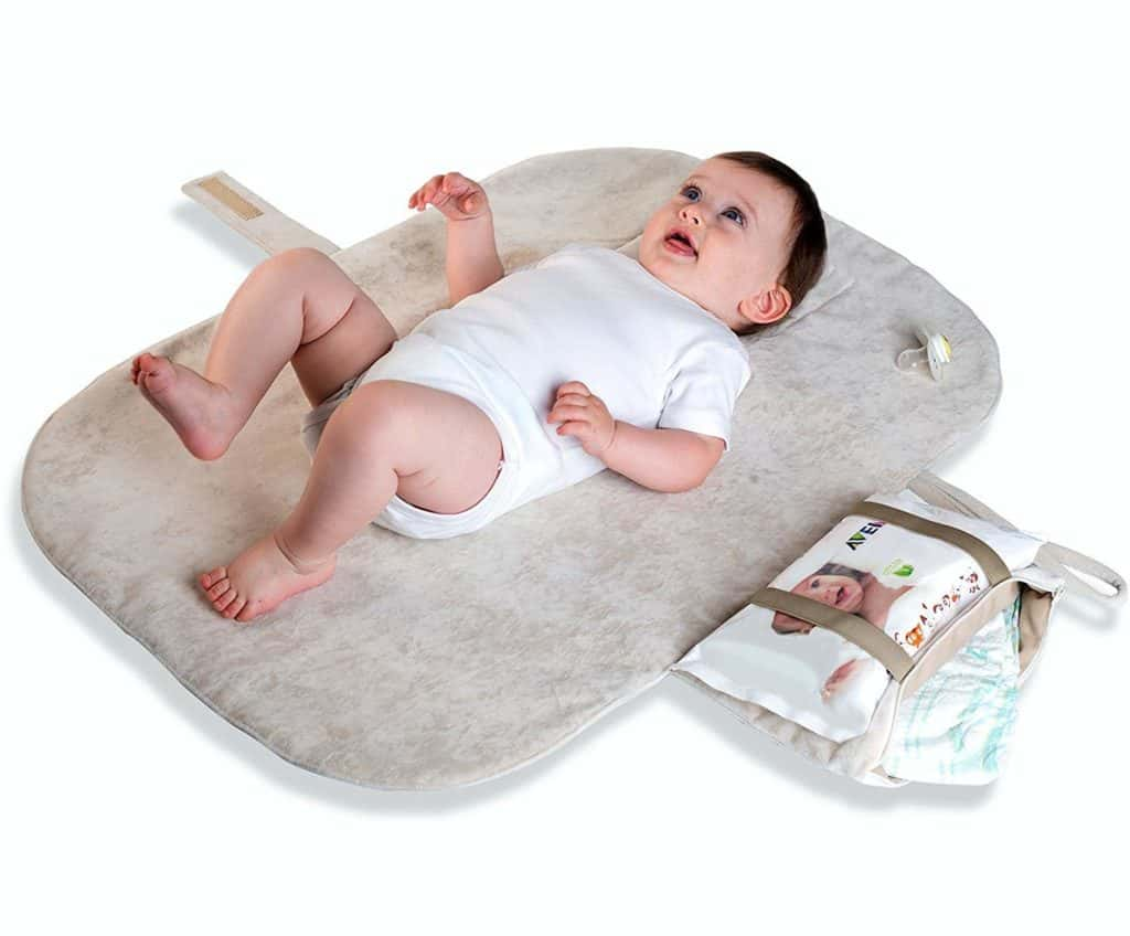 Best Portable Changing Pad MoBaby Portable Changing Pad