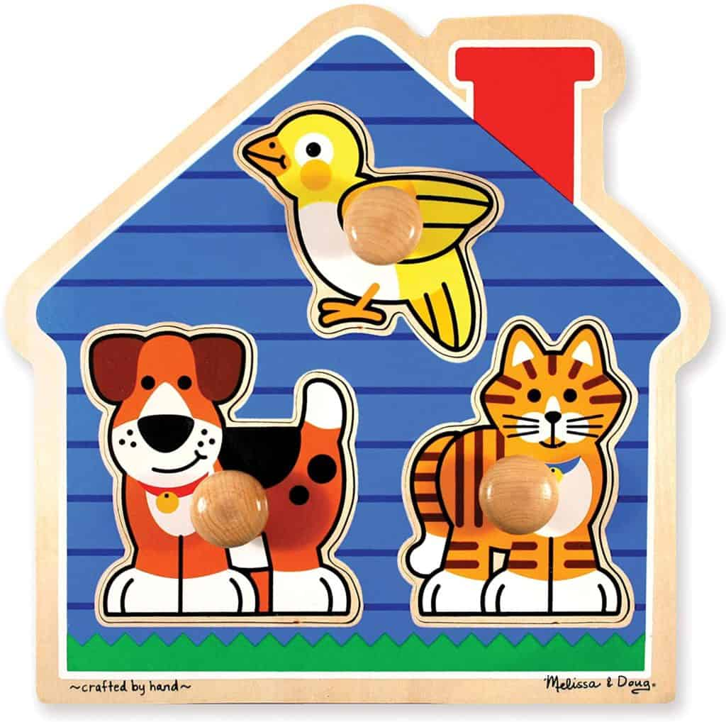 Best Wooden Puzzle Colorful Wooden Shape Puzzle