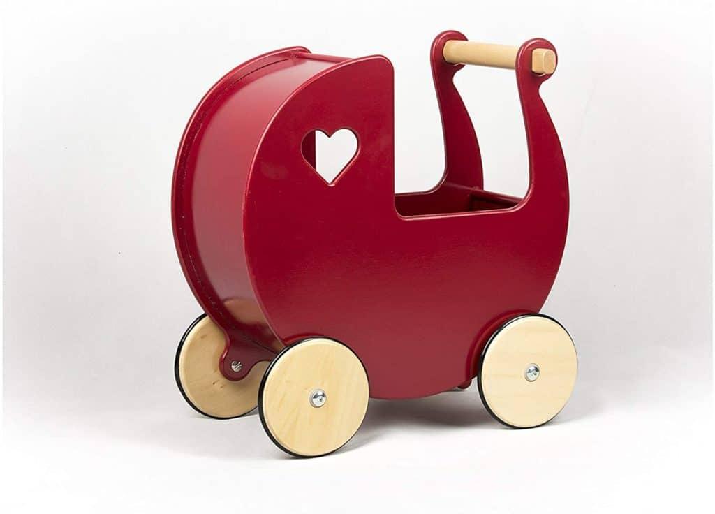 Best Wooden Toy Stroller Wooden Pram