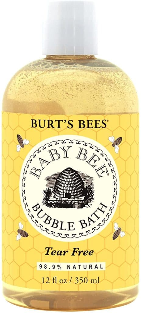 Best for All Ages Burt's Bees Baby Bubble Bath