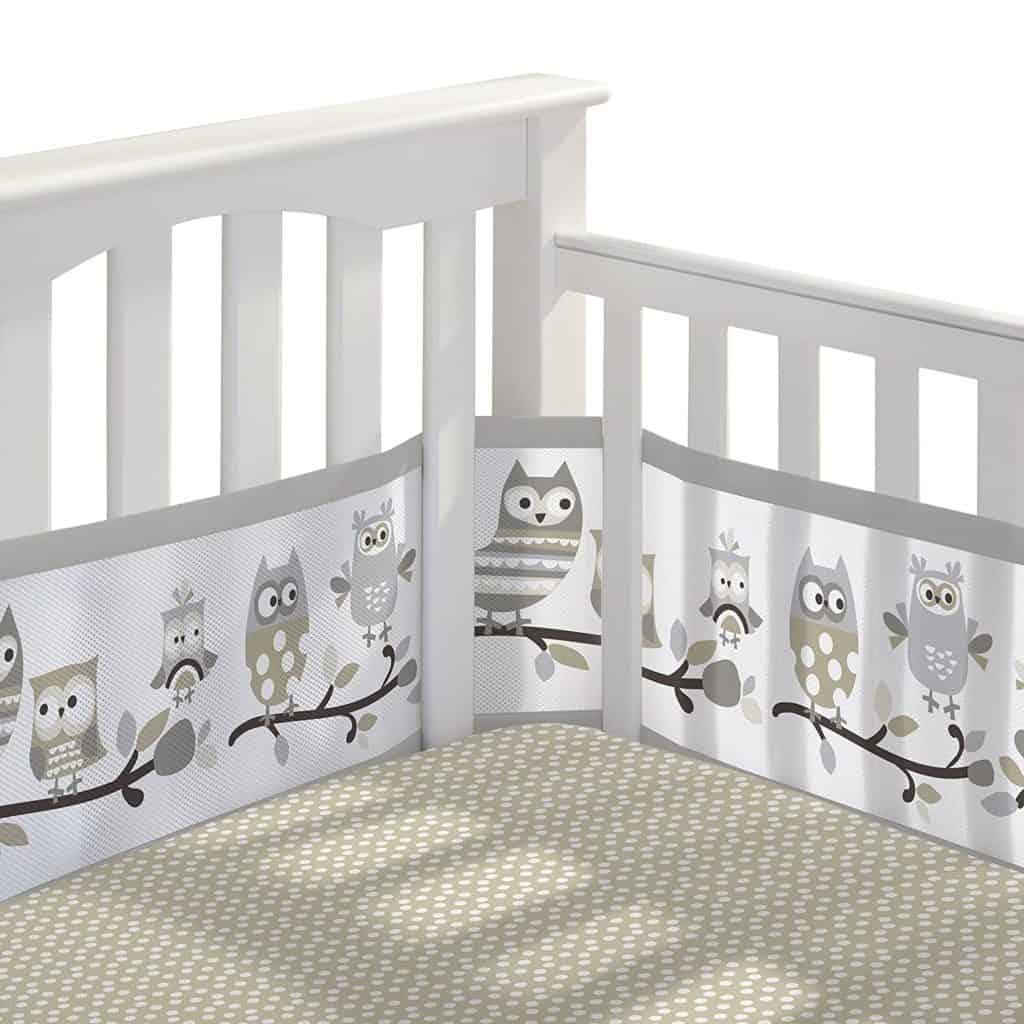 BreathableBaby Signature 3pc Classic Crib Bedding Set Parenthoodbliss