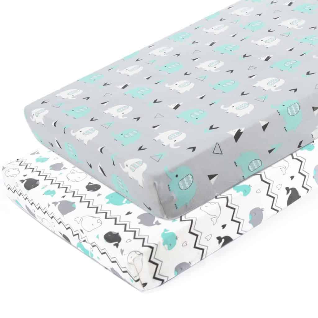 Brolex Portable Mini Crib Sheets