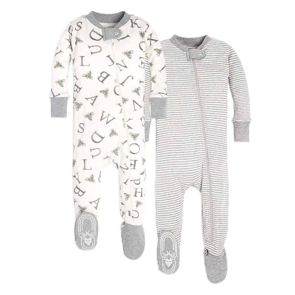 Burt's Bees Baby Non-Slip Pajama