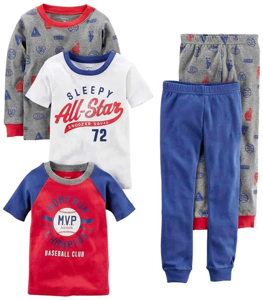 Carter's Boys' Cotton Pajamas