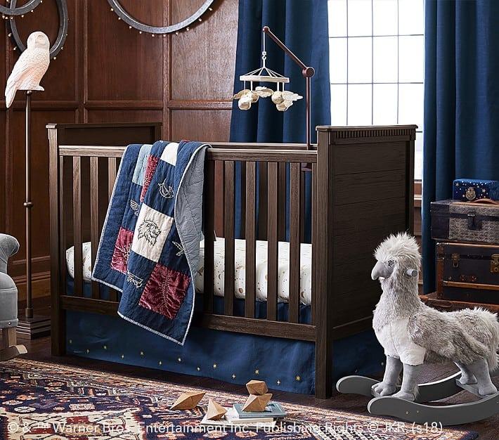 Enchanted Night Sky Baby Bedding