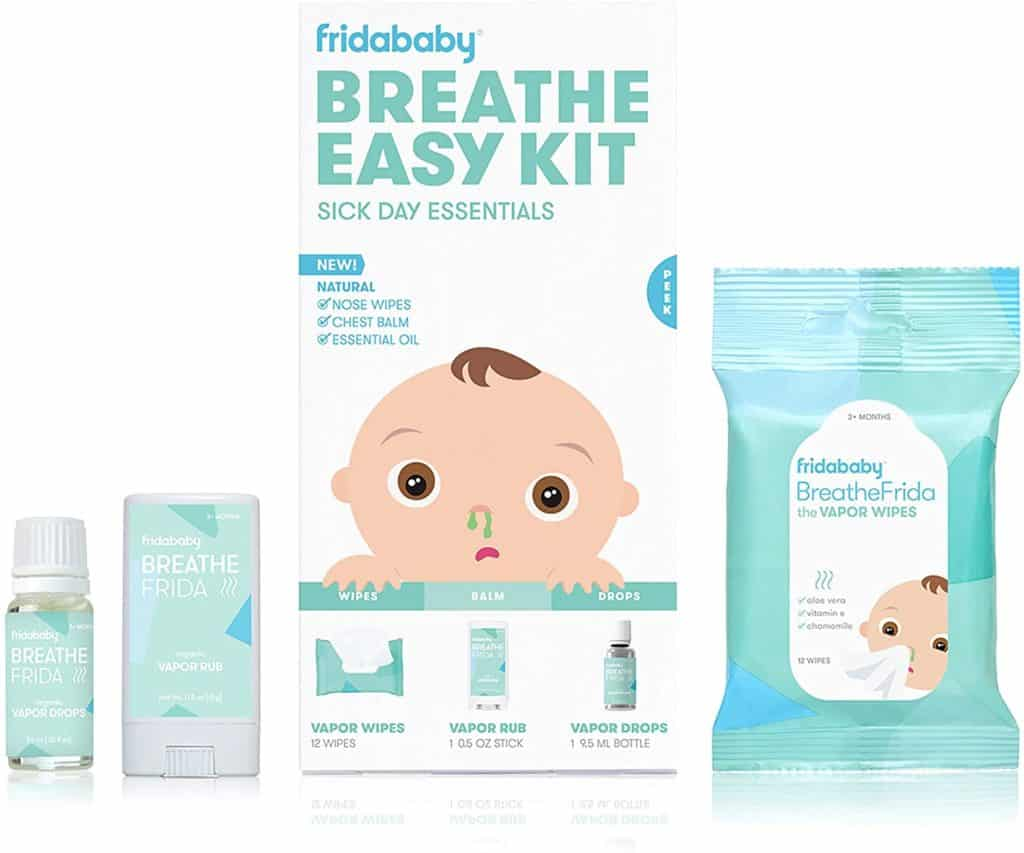 FridaBaby Baby Sick Day Prep Kit