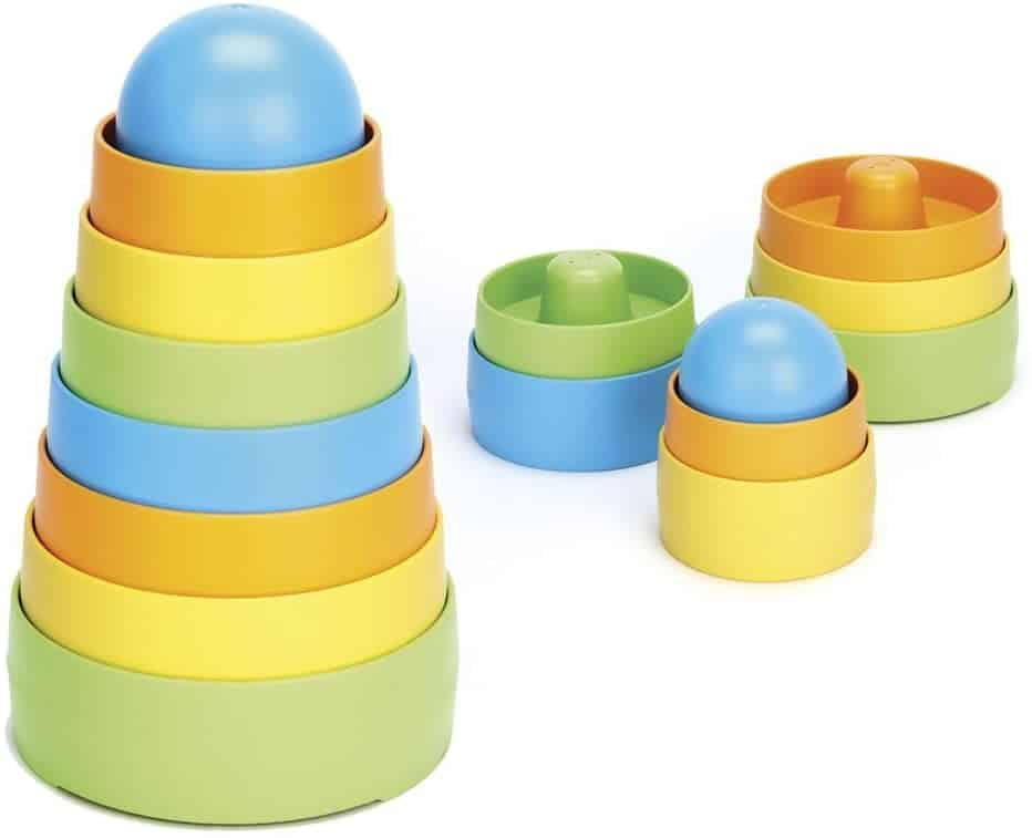 Green Toys Recycled Plastic Stacker