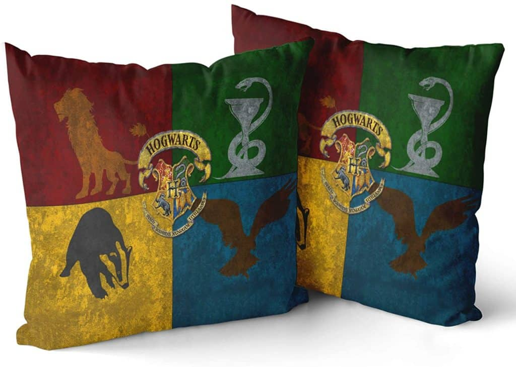Hogwarts House Pillow Covers