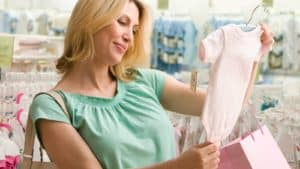 How many clothes to buy before baby is born