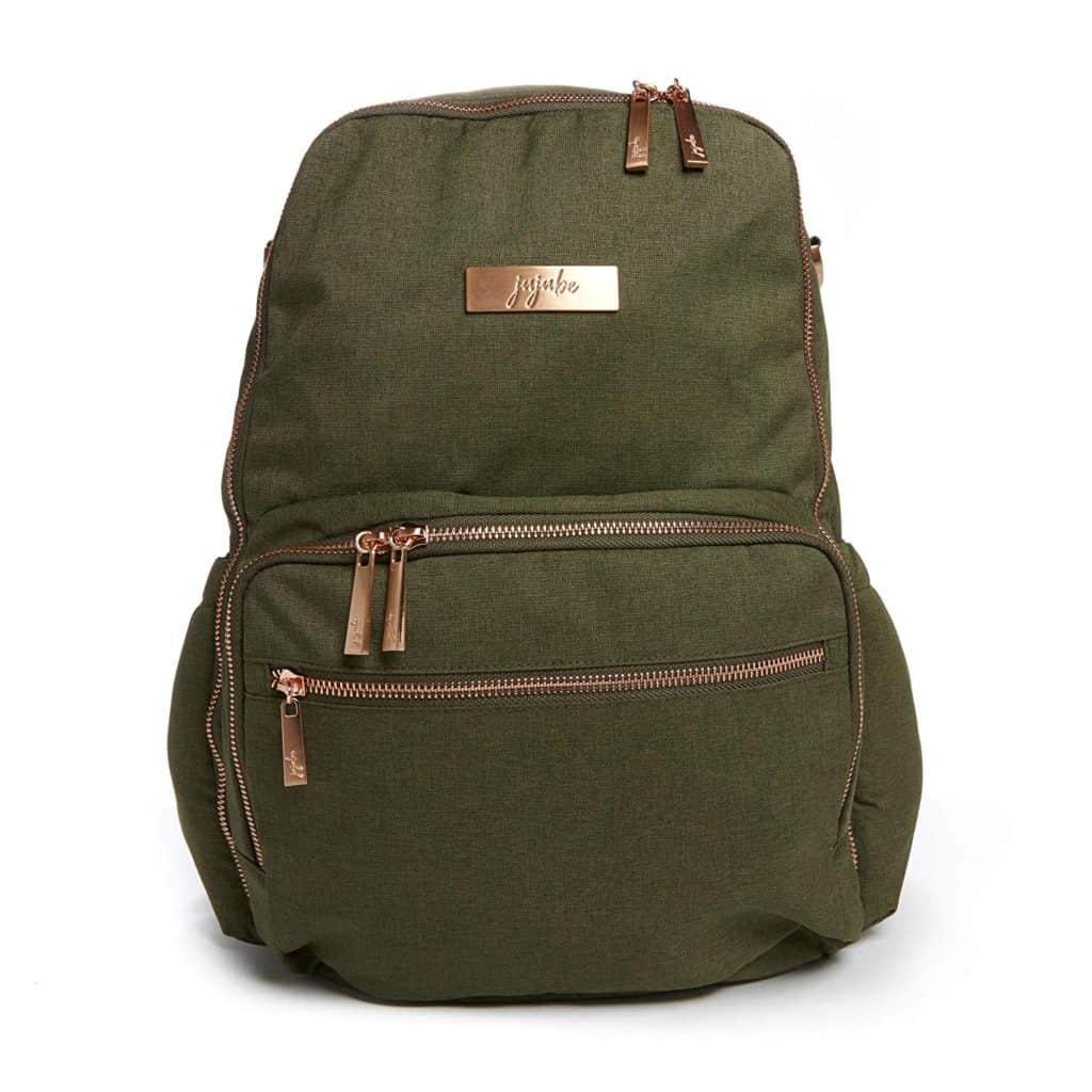 Ju-Ju-Be Zealous Diaper Backpack