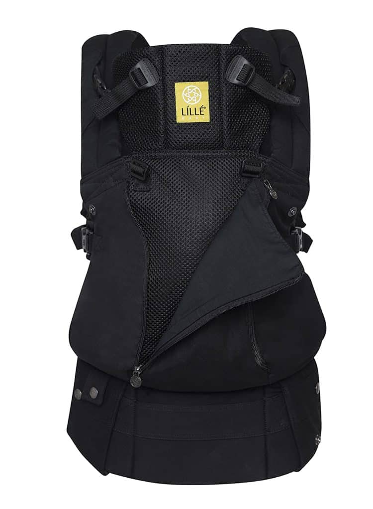 LILLEbaby 3 in 1 CarryOn All Seasons Toddler Carrier