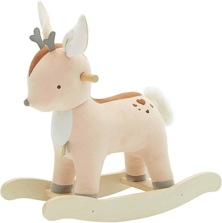Labebe Stuffed Animal Rocking Horse