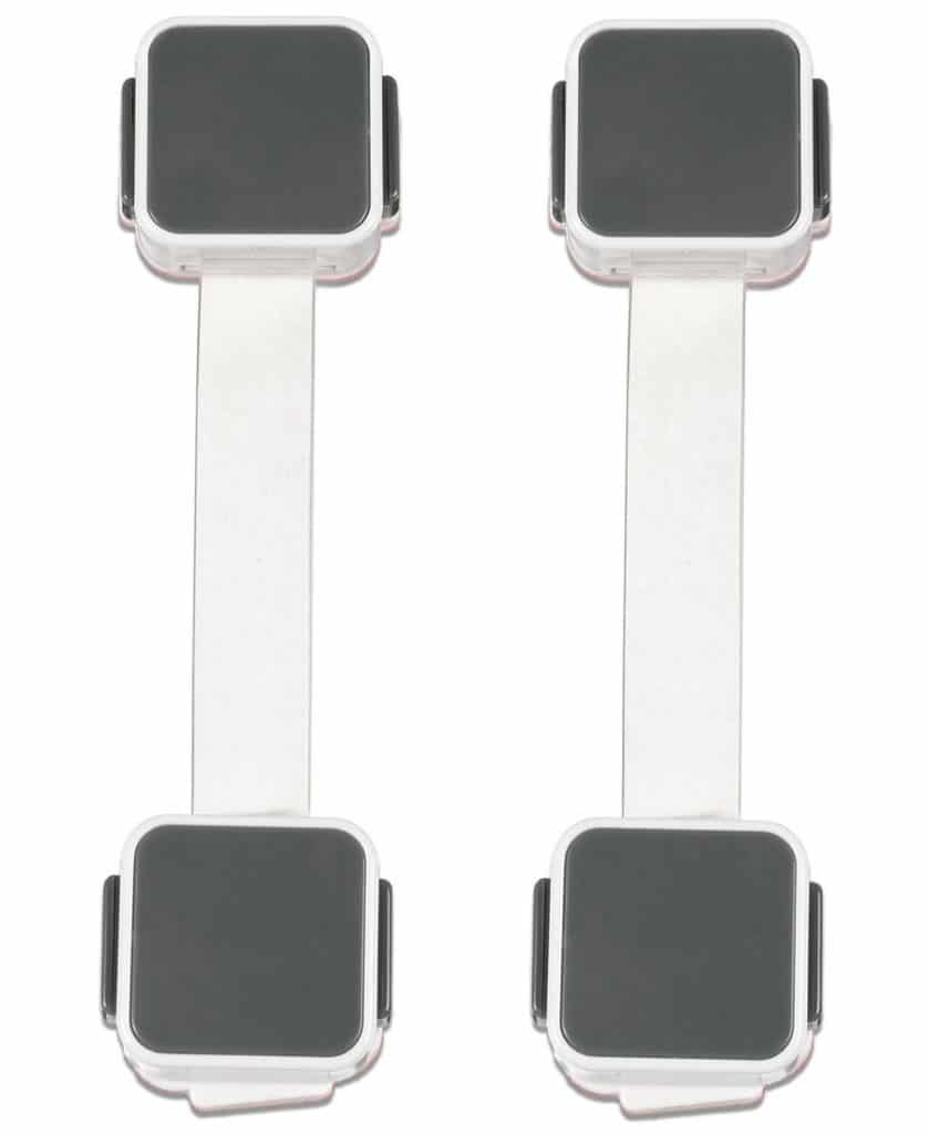 Munchkin Xtraguard Dual Action Multi Use Latches Cabinet lock