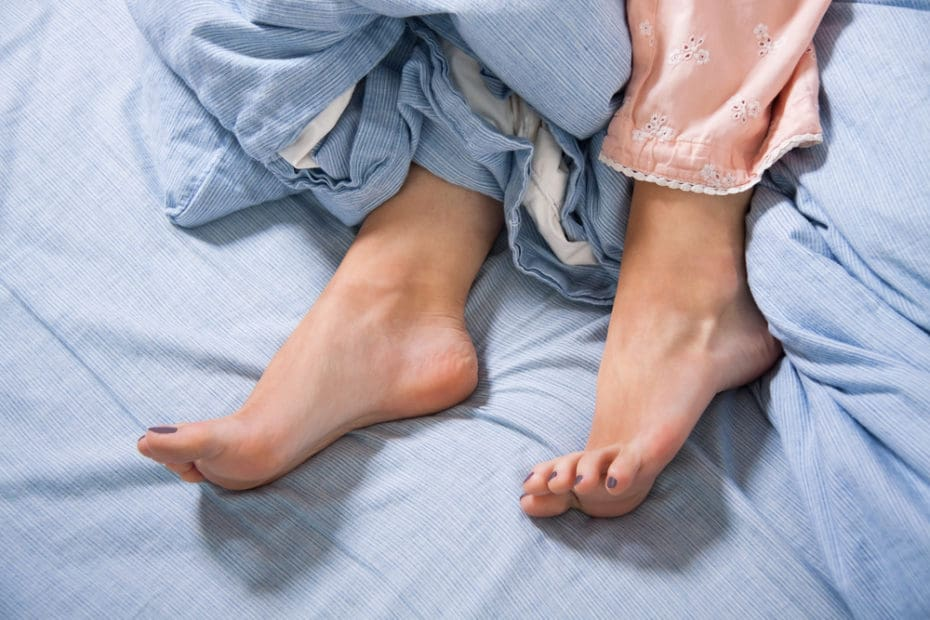 Restless Legs Syndrome During Pregnancy