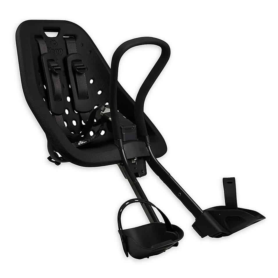 Thule Yepp Mini child bike seat Parenthoodbliss