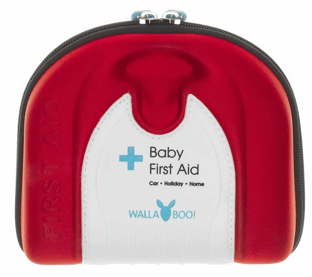 Wallaboo Basic First Aid Kit for Babies