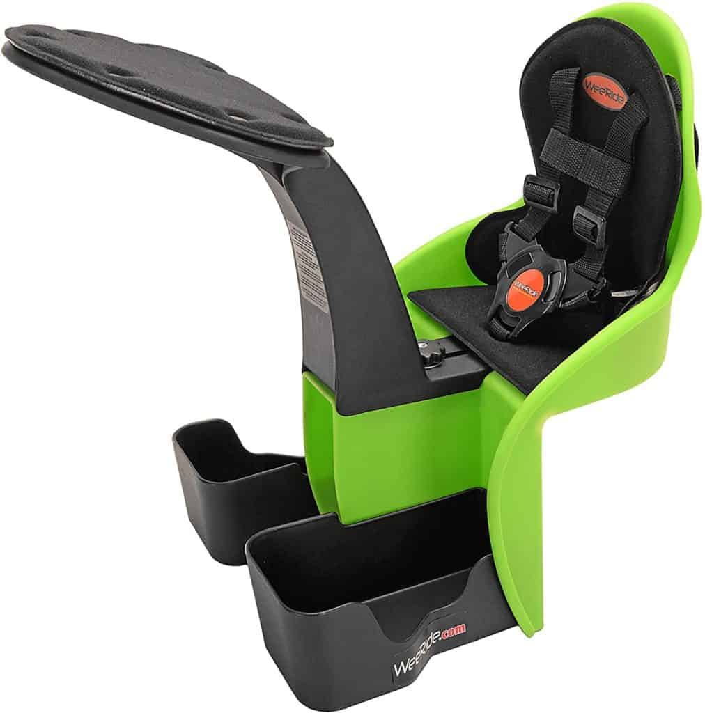 WeeRide Kangaroo bike seat for kids Parenthoodbliss