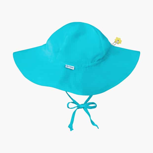 i play by Green Sprouts Brim Sun Protection Hat Parenthoodbliss