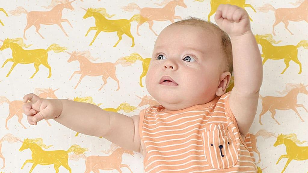 11-Week-Old Baby