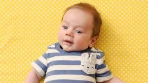 8-Week-Old Baby