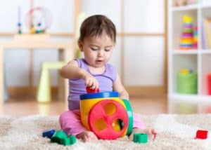 11 Months Old Baby Activities