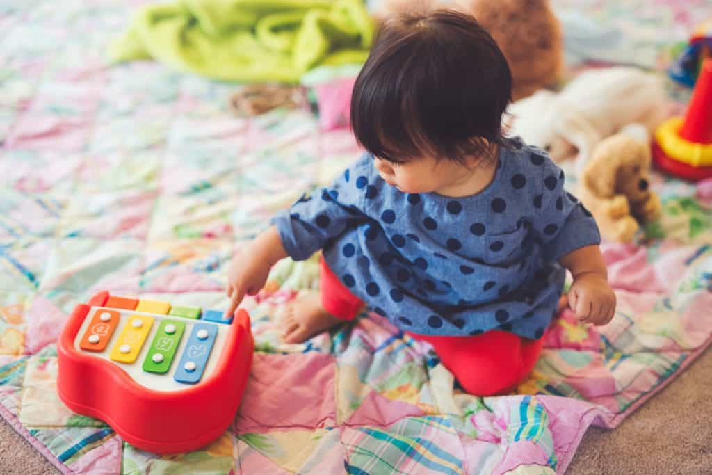 Best Musical Toys For 1-Year-Old Babies In 2021