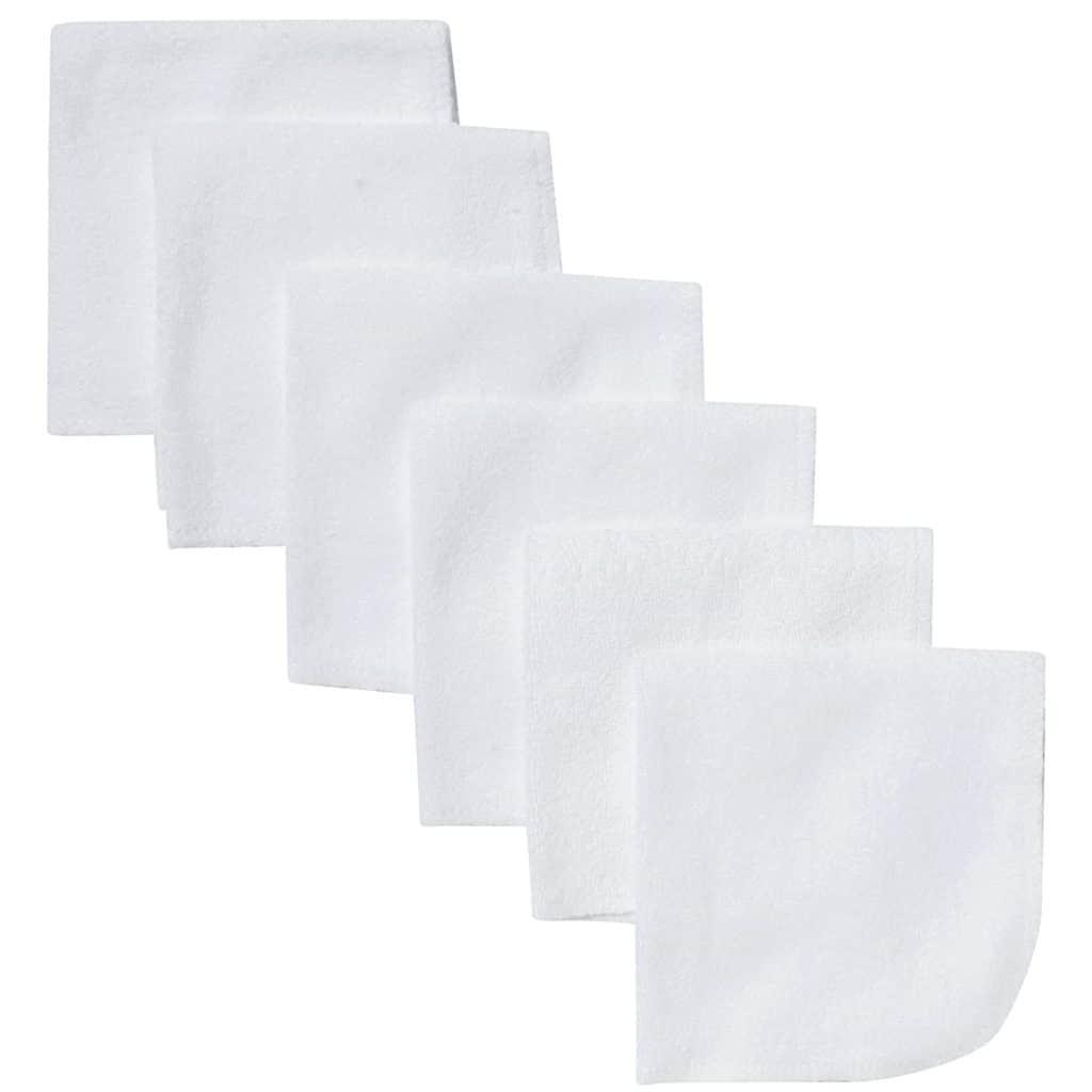 Gerber 6-count best baby washcloths