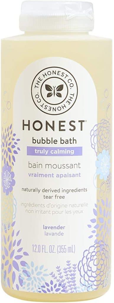 Honest Company Lavender Bubble Bath