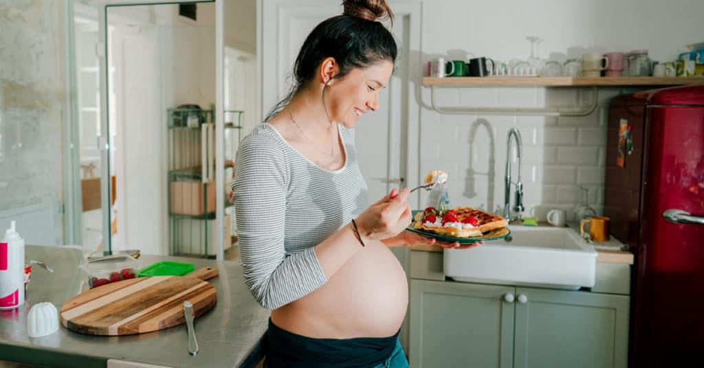 Pregnancy Hunger