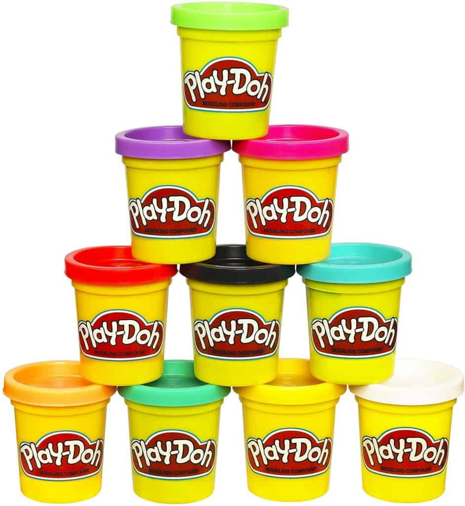 Play-Doh for toddlers