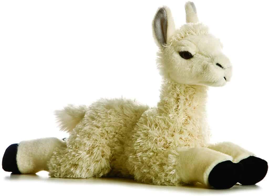 Plush Llama