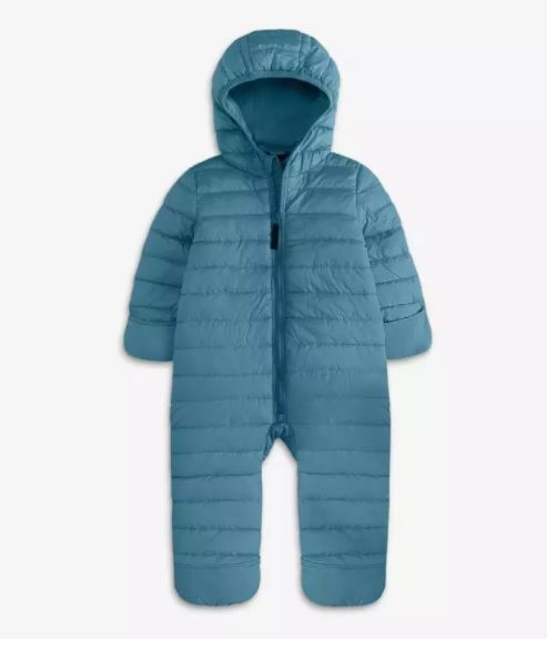 Primary Baby Puffer Suit