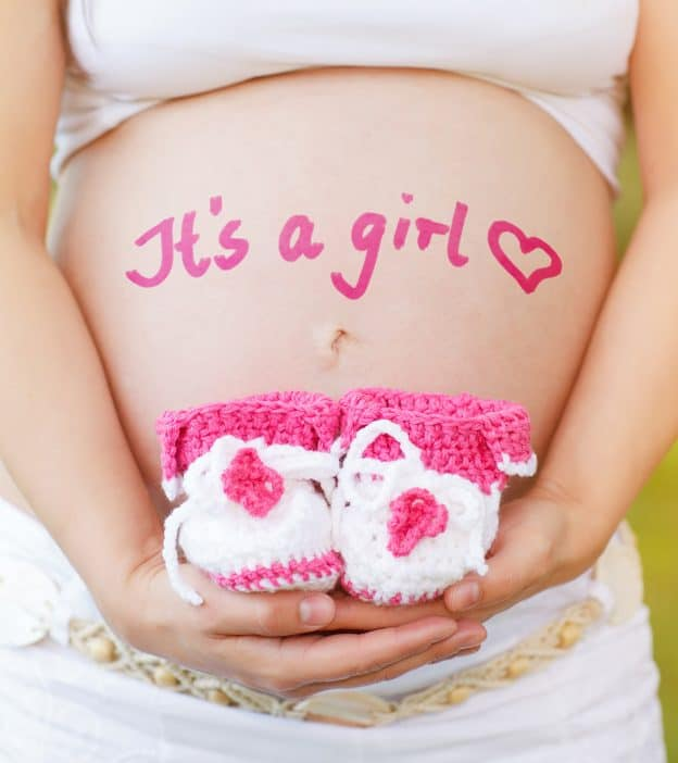 Signs that youre carrying a girl Parenthoodbliss
