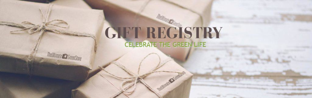 The Ultimate Green Store Baby Registry