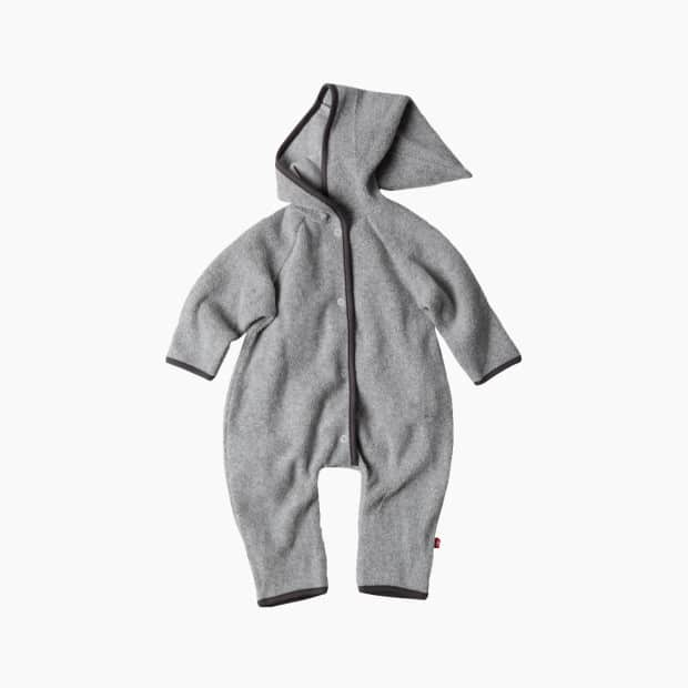 Zutano Cozie Fleece Elf Romper winter baby clothes