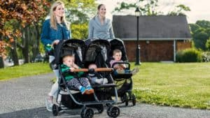 Best Double Strollers For Infants And Toddlers