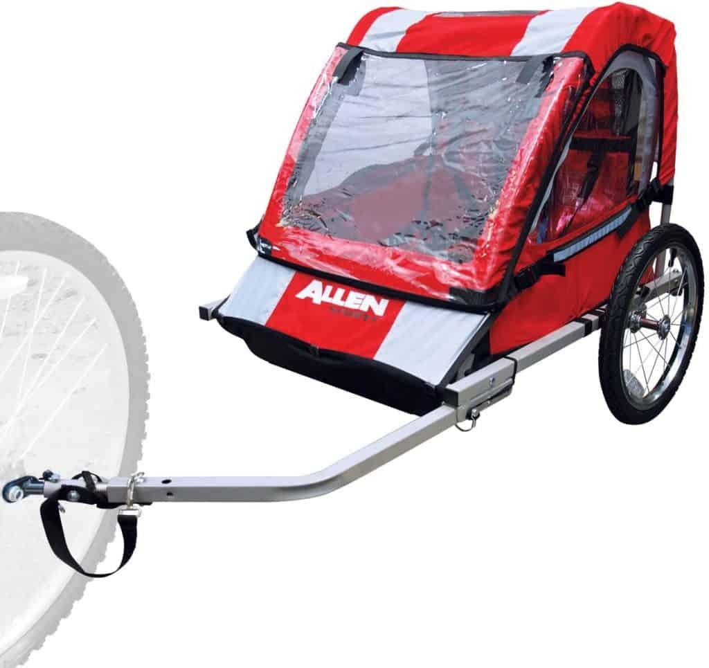 Allen Sports Deluxe Steel Child Bike Trailer