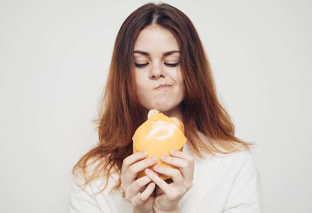 loss of appetite during pregnancy
