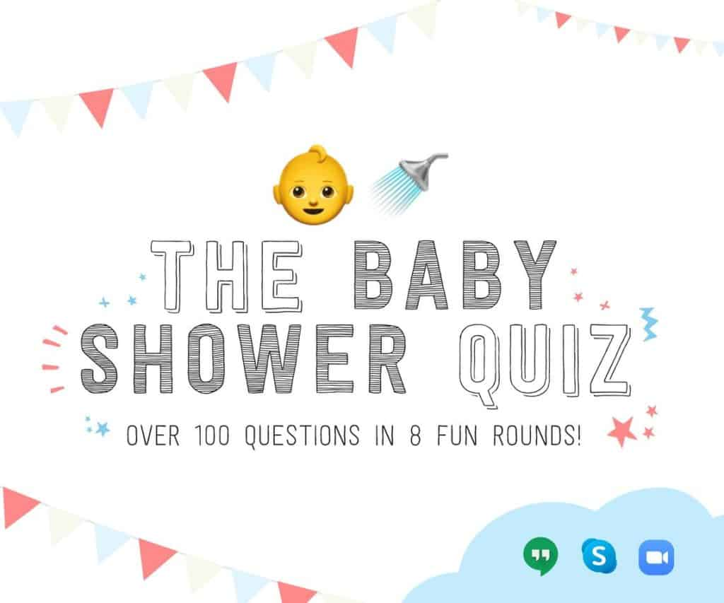 Baby Shower Quiz Questions