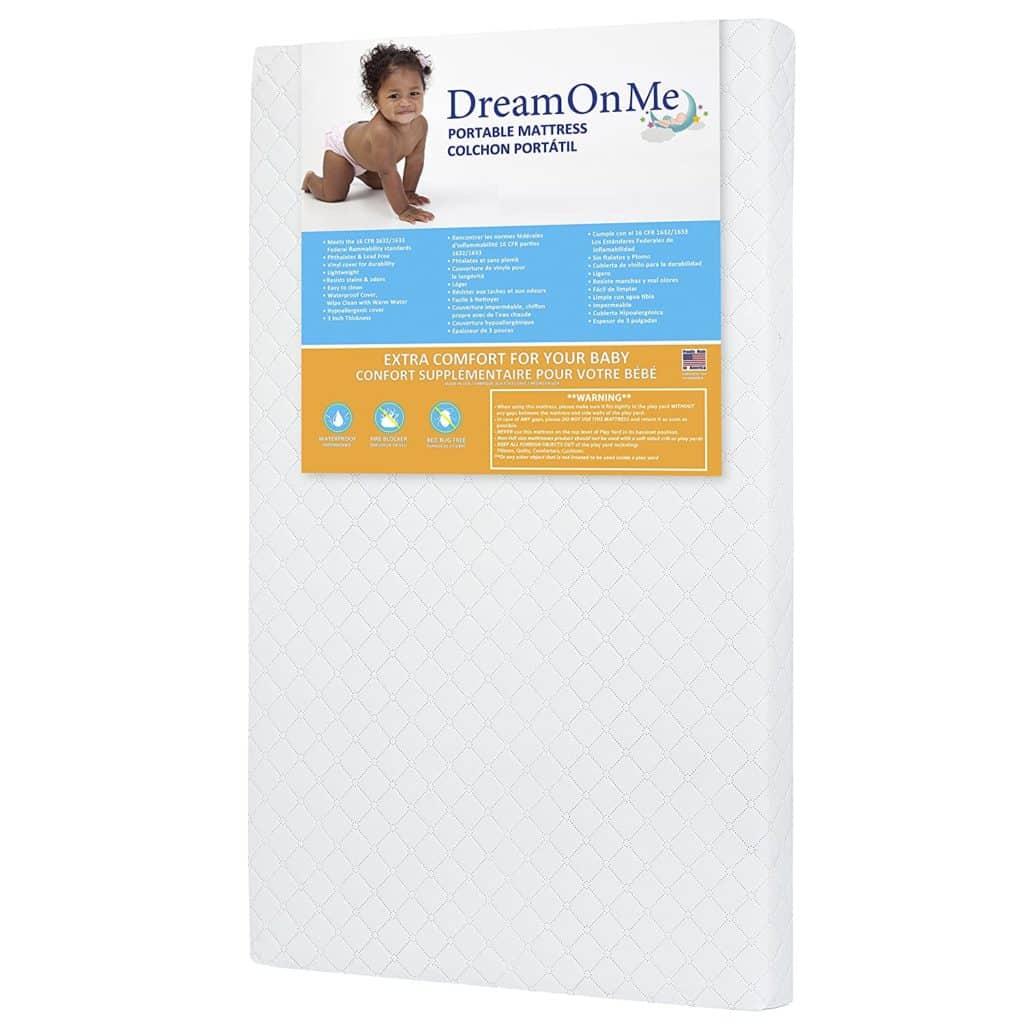 Dream on me 3 Mini Crib Mattresses