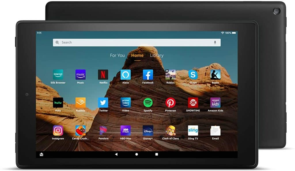 Fire Tablet 10