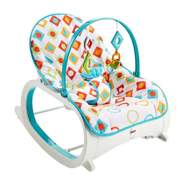 Fisher-Price Infant-to-Toddler Rocker (best for Long haul)
