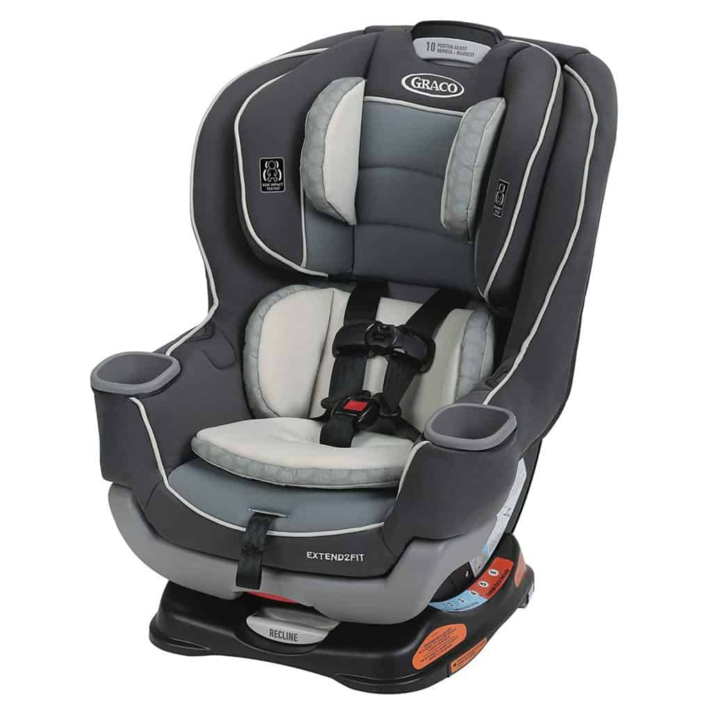 Graco-Extend2Fit Convertible Car Seat $179.00